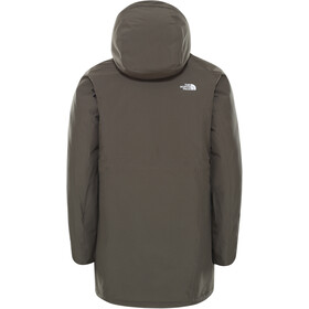 The North Face Recycled Brooklyn Parka Donna, new taupe green
